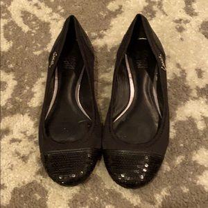 Coach ballet style shoe!